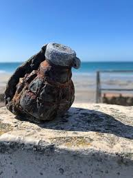 Jersey-grenade